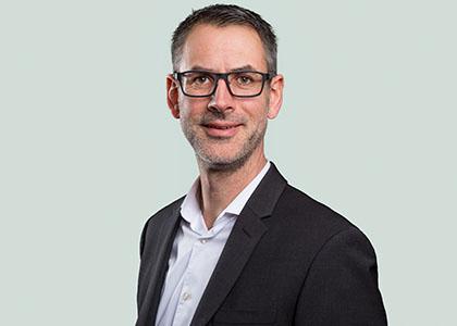 Anders Sveno, Head of CMC and Supply Chain