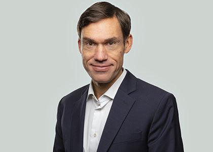 Henrik Krook, Ph.D., Vice President Commercial Operations
