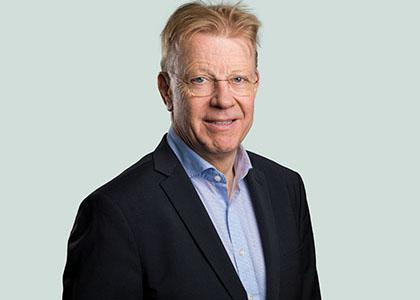 Jacques Näsström, Ph.D., Chief Scientific Officer