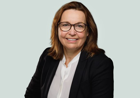 Kristina Sjöblom Nygren , Chief Medical Officer