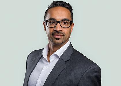 Nicklas Westerholm, CEO