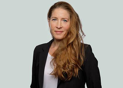 Anna Sjögren, Project and Clinical Development Director